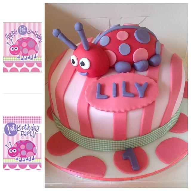 Cool Keywords Pink Ladybug 1St Birthday Cake Google Trends Birthday Cards Printable Giouspongecafe Filternl