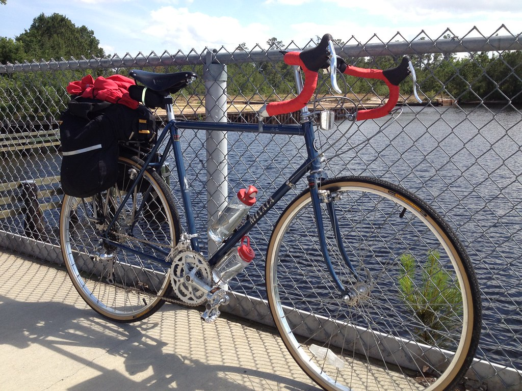 New Orleans to Mandeville Bike Trip | Maiden voyage for my ...