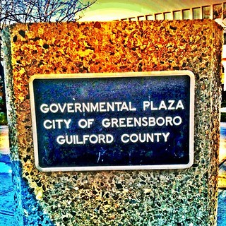 CITY OF GREENSBORO GUILFORD COUNTY | by Greensboro NC