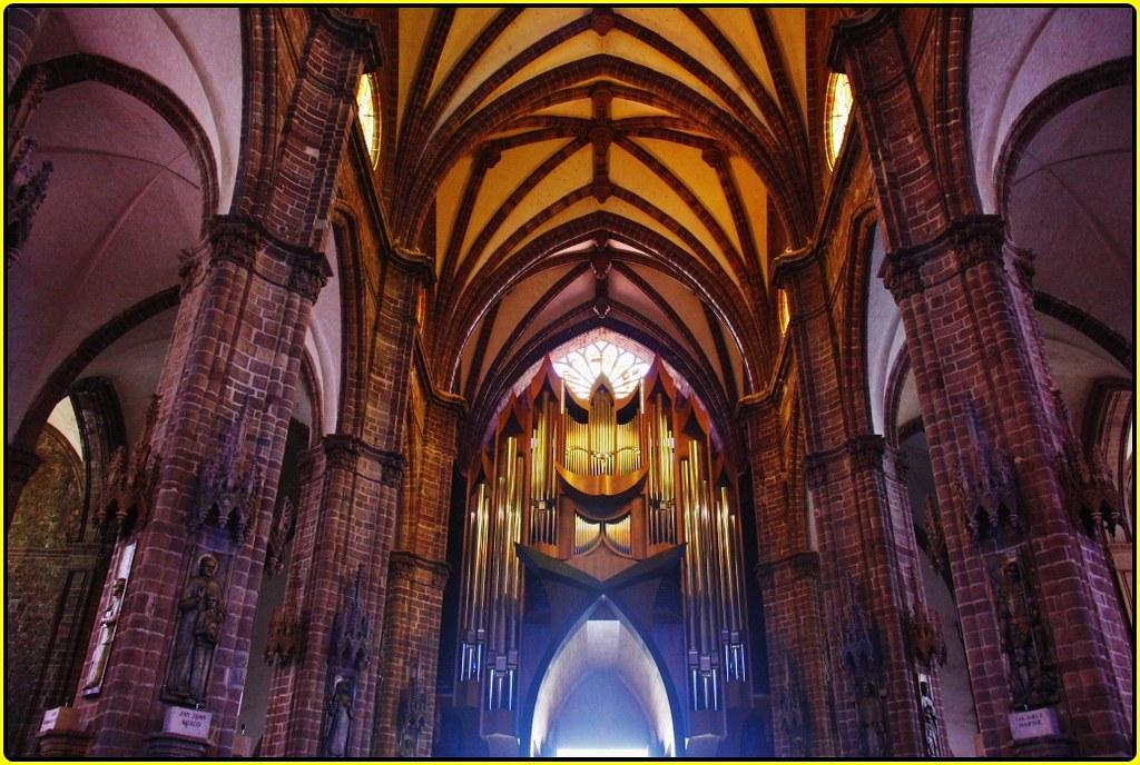 Catedral de zamora santuario di cesano de nuestra se ora for Catedral de zamora interior