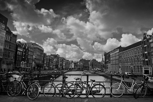 Cycles [Amsterdam, Netherlands] | by Saud A Faisal