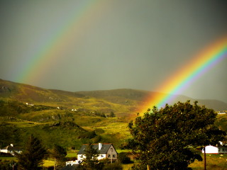 Glencolmcille rainbows | by akmcq