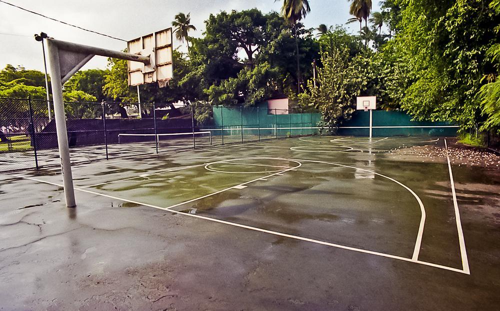 cancha de baloncesto  basketball court