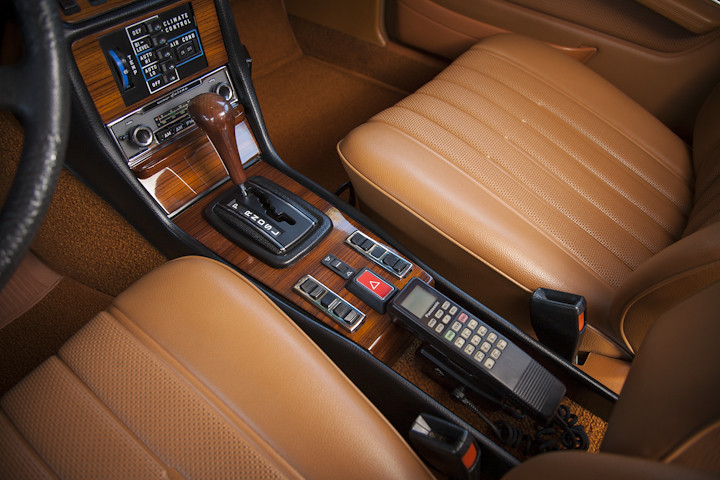 I didn 39 t have the heart to remove this car phone you gott for Mercedes benz telephone