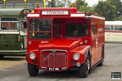 AEC Routemaster - Tow Truck - VLT 66 - Breakdown Tender - Brislington Park - Bristol -  120812 - Steven Gray - IMG_1045