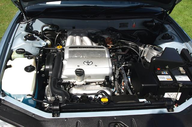 1991 Toyota Camry V6 Gx Engine Bay
