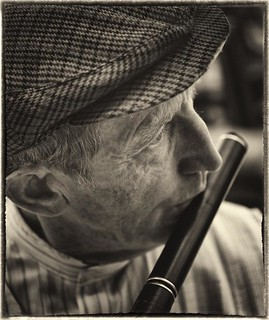 Flute player | by Desmac1