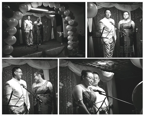 Sets from Tou and GaoLee's wedding | by TouLong Yang