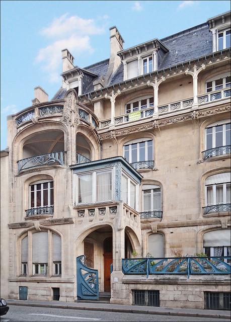 Maison biet nancy flickr photo sharing - Maison jean prouve nancy ...
