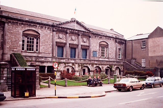 Court House, Kilkenny, 1990 | by National Library of Ireland on The Commons