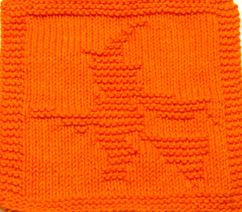 Knitting Cloth Pattern - FLYING WITCH - PDF | Located @ www.… | Flickr