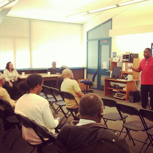 2nd session of #hackthehood business program w @susanmernit & OCCUR. Bridging the  #oakland #digitaldivide | by Boothism