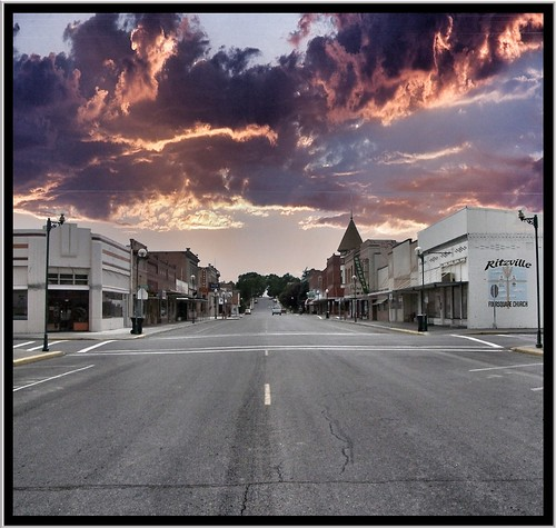 Ritzville WA ~ Small Town ~ Series Going Back Home Toronto Canada | by Onasill ~ Bill Badzo ~ Vacation