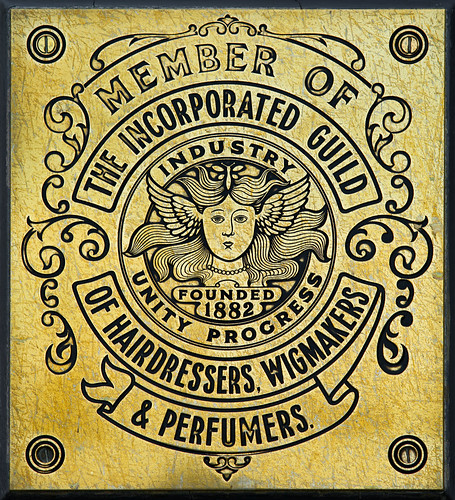 The Incorporated Guild Of Hairdressers Wigmakers Amp Perfum Flickr