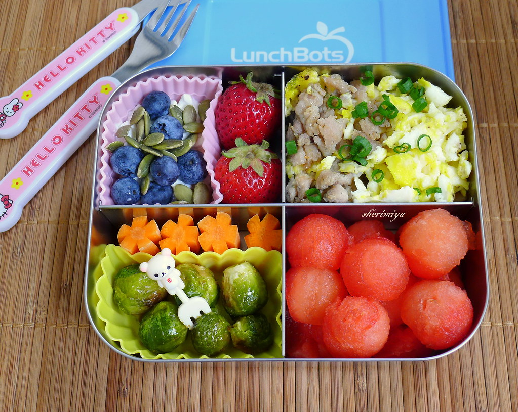 breakfast for lunch bento who hasn 39 t had breakfast for lun flickr. Black Bedroom Furniture Sets. Home Design Ideas