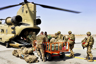Loading up | by The U.S. Army