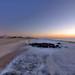 Dawn, Ocean Grove, with a view of Asbury Park