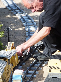 Legoland train repairs | by stevenbrandist