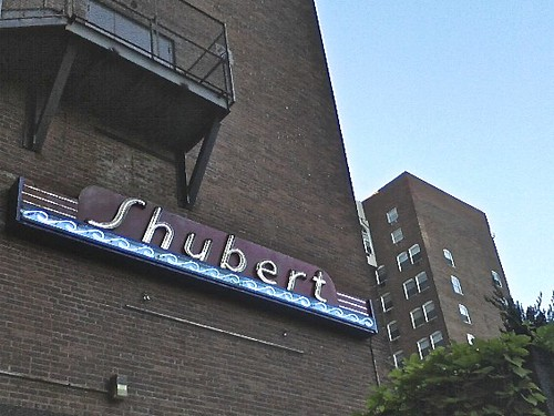 Shubert Theater | by Wires In The Walls