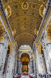 Saint Peters church | by okiaer