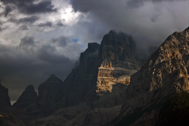 Brenta Group, Italian Dolomites