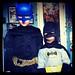 A Tale of Two Batmans... Er, Batmen