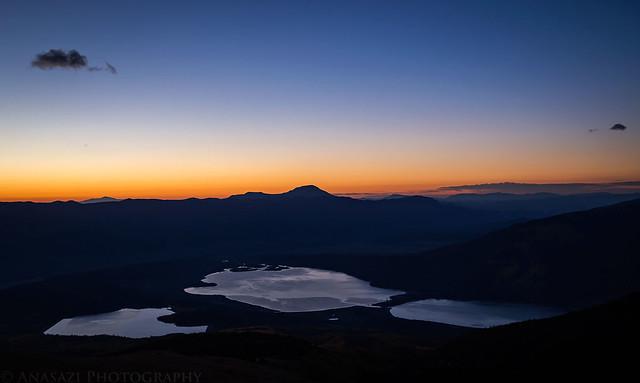 Twin Lakes Dawn