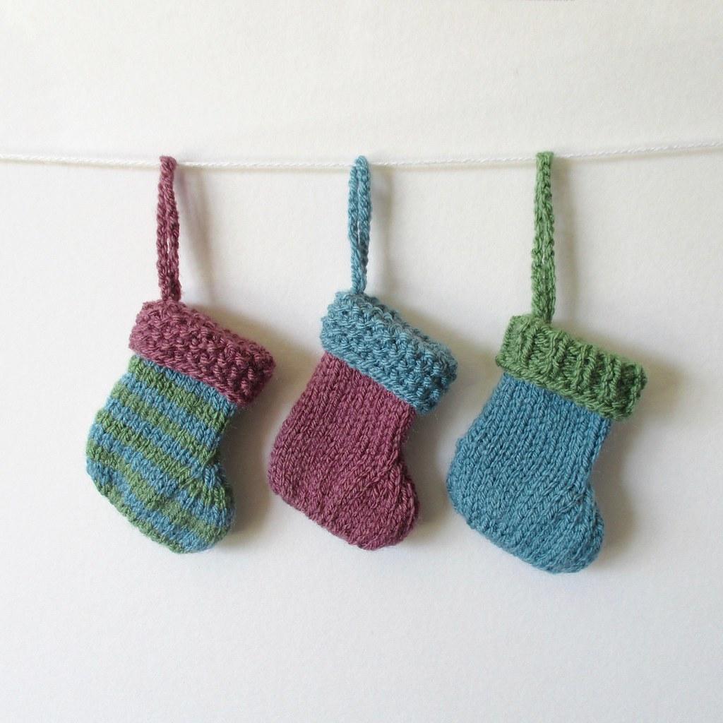 Christmas Stockings | Free knitting pattern by Amanda Berry | Amanda ...