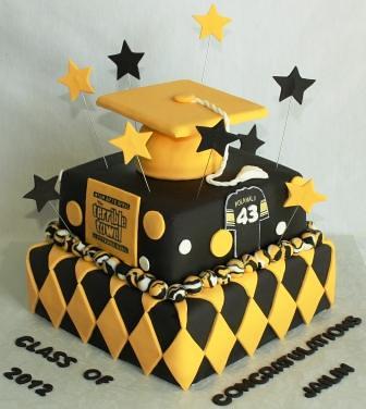 Tiered Cake Image Off Set