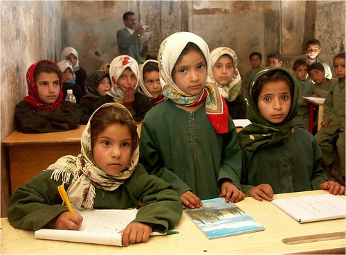 Ensuring Every Girl a Right to an Education in Yemen