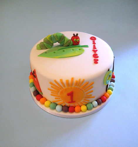 Very Hungry Caterpillar Birthday Cake Pan