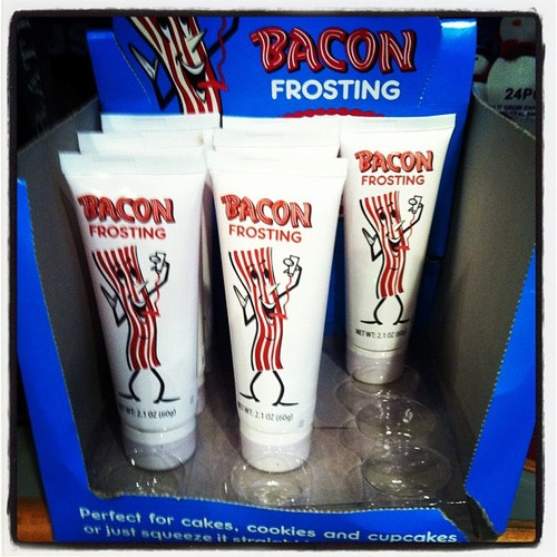 bacon frosting | by Tengrain