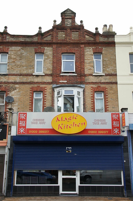 Magic kitchen chinese take away 520 christchurch road for C kitchen chinese takeaway restaurant