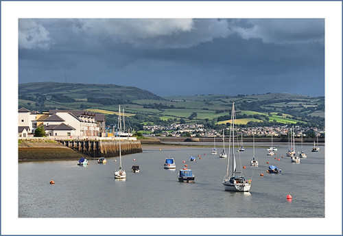 conwy harbour | by coulportste