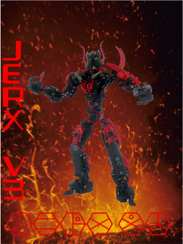 JERX V3 FREE COMMISSION POSTER | by ROBOCOP603
