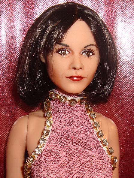 Mego Recast Sabrina Duncan Doll To Make This Mego Sized