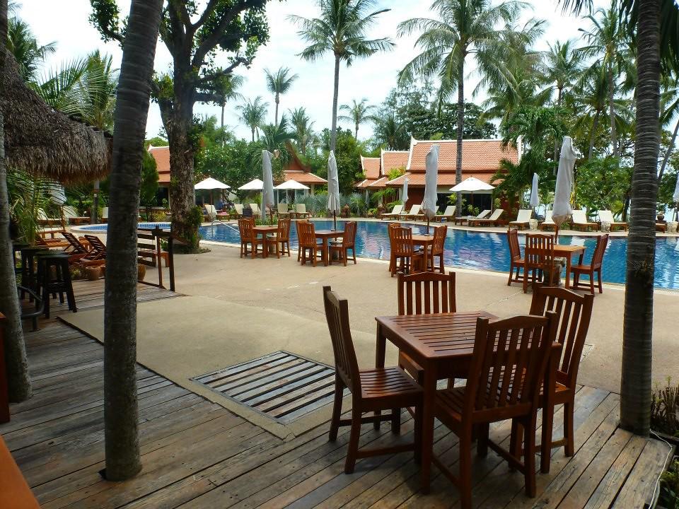 Koh Samui Hotel Paradise Beach Resort