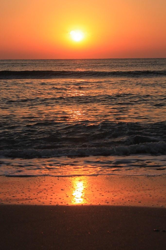 On the beach of the dead sea - 3 2