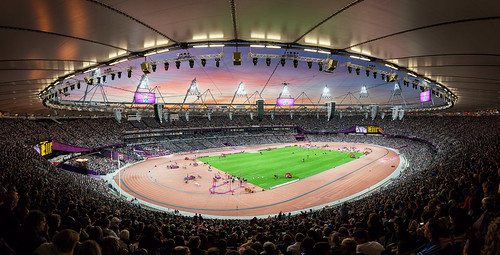 36/52: Olympic / Paralympic Stadium | by ksten