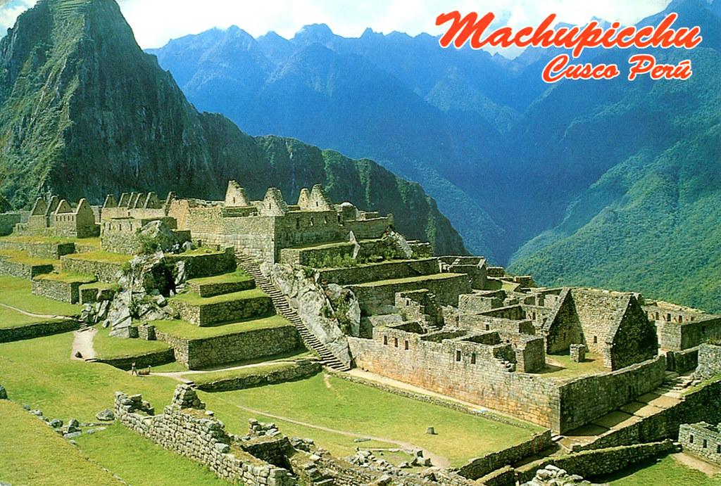 Peru - Machu Picchu (P...