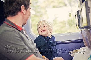 On the train to London | by @SJA Photography