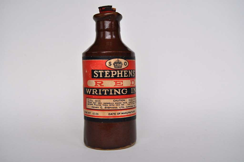 Stephens' Ink for S.O. | Among the suppliers of Her ...