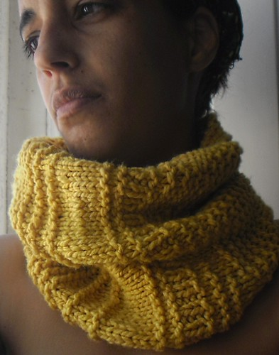 Ginger - Cowl | by alfinete [dyed by alfinete]