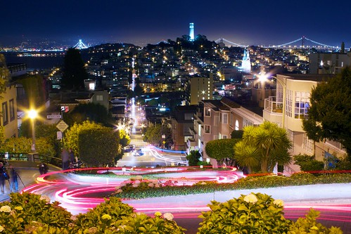 San Francisco from Lombard Street | by cmryan07