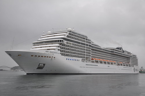 MSC Magnifica | by André Helland