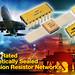 PRND HT Hermetically Sealed Precision Resistor Network Devices
