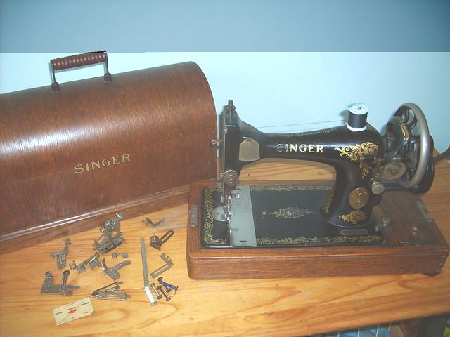 1925 singer sewing machine