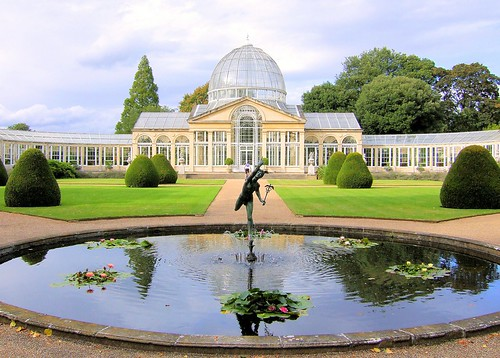 Syon House Reflection - The Great Conservatory | by Christopher A Strickland Photography