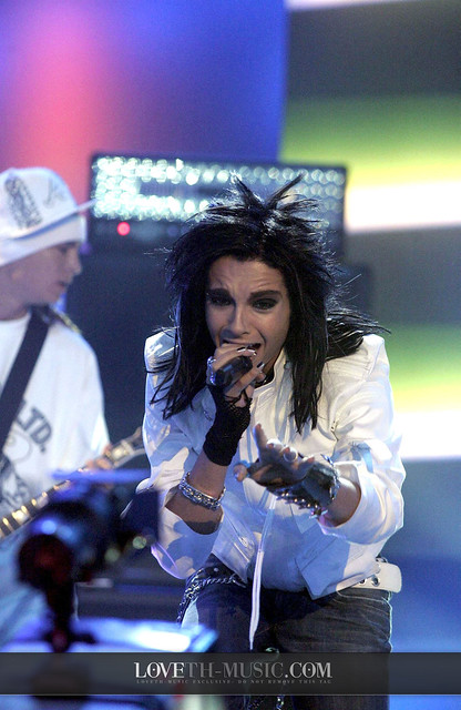 8525532 | Singer Bill Kaulitz of German boy band Tokio Hotel