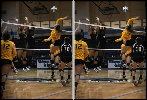#7 Tyler Junior College at #3 San Jacinto College, Pasadena, Texas 2012.09.14 | by fossilmike